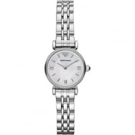 Armani Watches AR1688 Silver Stainless Steel Ladies Watch