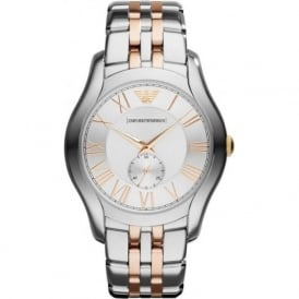 Armani Watches AR1824 Two Tone Stainless Steel Mens Watch