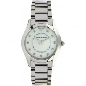 Armani Watches AR3168 Emporio Armani Womans Stainless steel  Watch