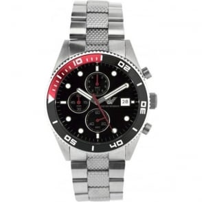 Armani Watches AR5855 Gents Stainless Steel Chronograph Watch