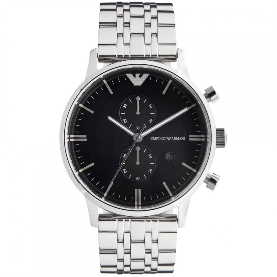 Emporio Armani Gianni watch AR0389 UK   cheapest Armani ...