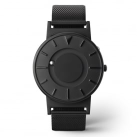 Eone Bradley Mesh Black Titanium & Stainless Steel Watch