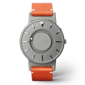 Bradley x KBT Grey & Tan Leather Watch