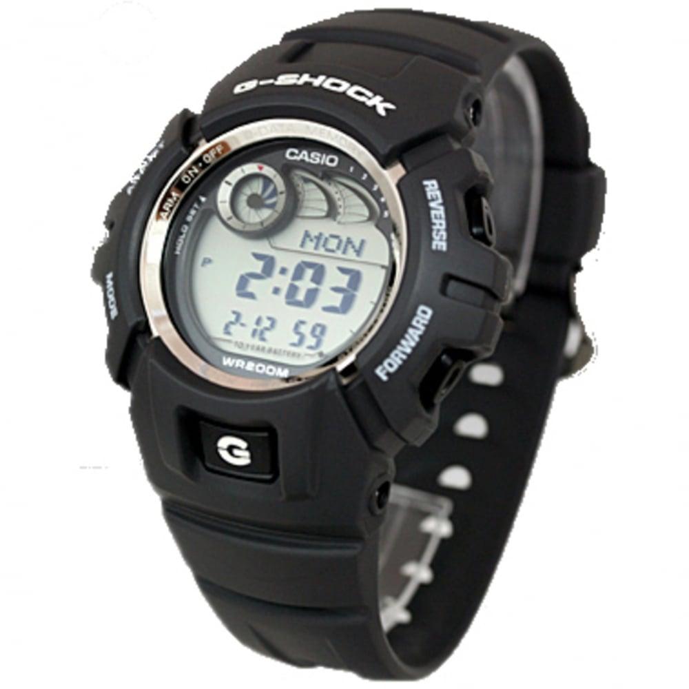 tic watches g shock g 2900f 8ver black digital quartz