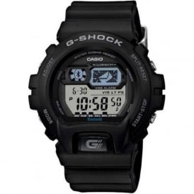 G-Shock GB-6900B-1ER Bluetooth Black Rubber Men's Digital Watch