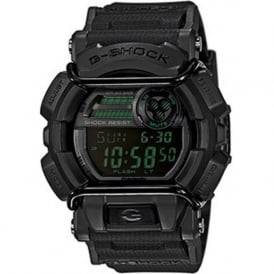 G-Shock GD-400MB-1ER Black Rubber Digital Men's Watch