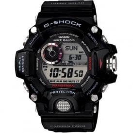 G-Shock GW-9400-1ER Tough Solar Black Rubber Digital Watch