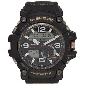G-Shock GG-1000-1AER Mudmaster Resin Strap Chronograph Men's Watch