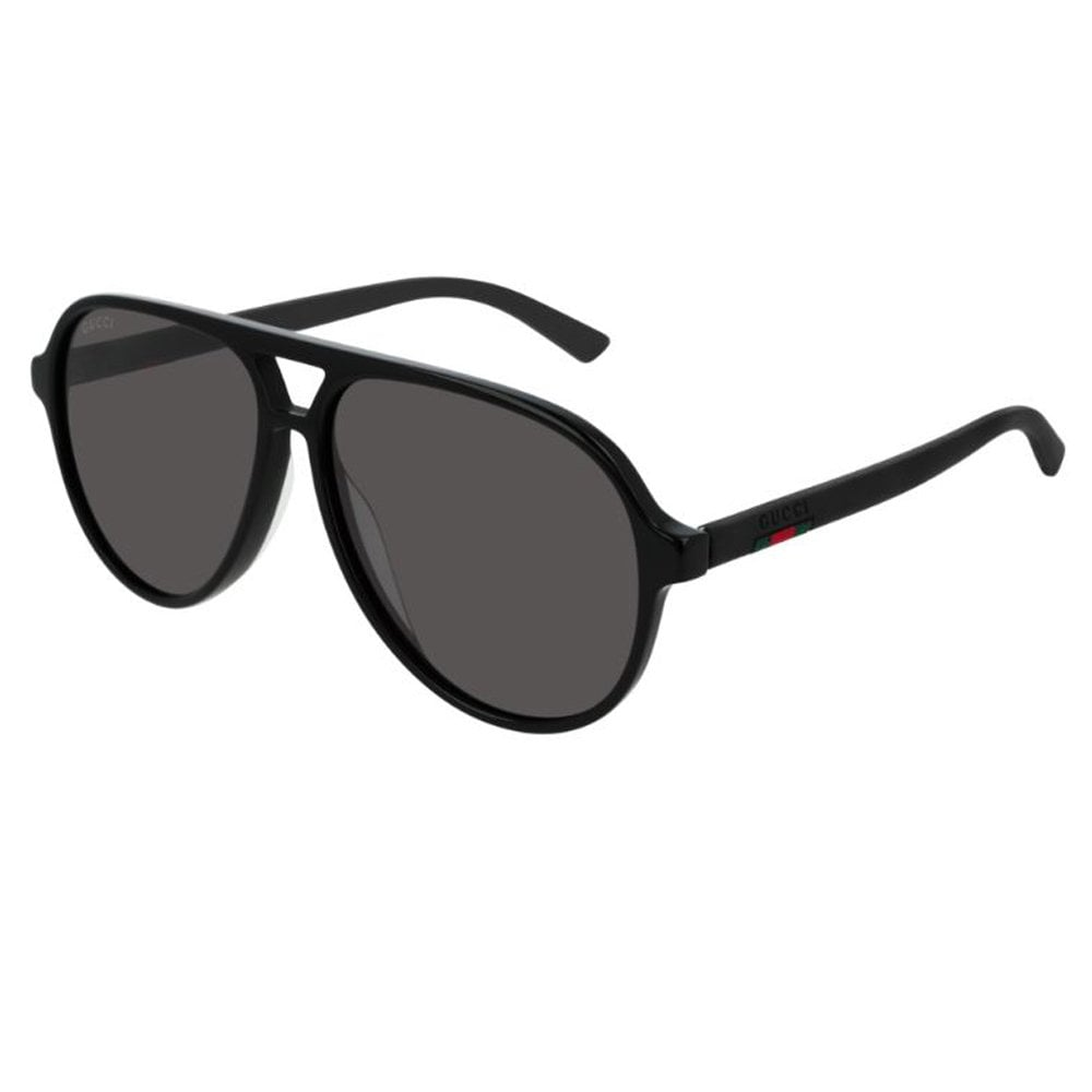 194248a5061 GG0423S 001 58 Urban Black Men s Sunglasses