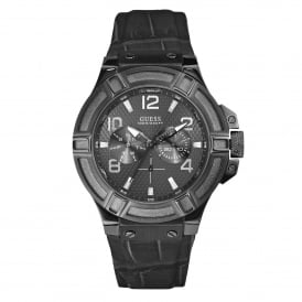 Guess W0040G1 Rigor Black Men's Watch