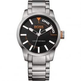 Hugo Boss Orange 1513216 Tokyo Men's Black Faced Dial Watch