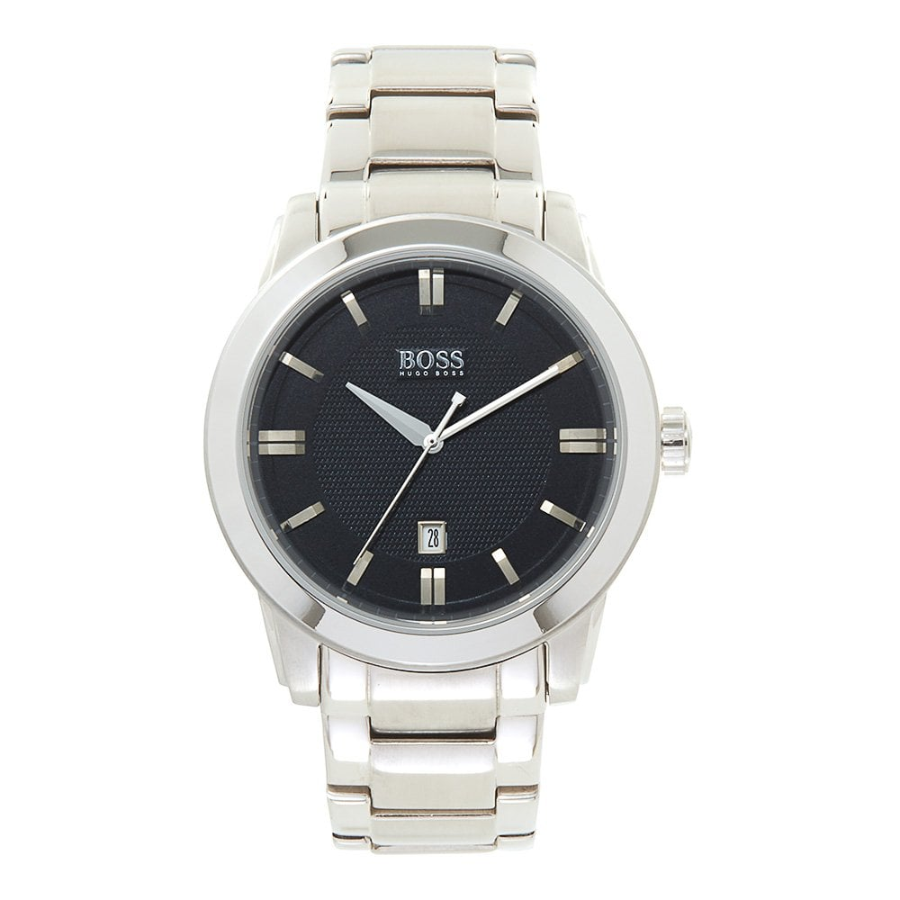 bd7a25e9484 Buy The Hugo Boss 1512769 Stainless Steel Men's Watch At Tic Watches!