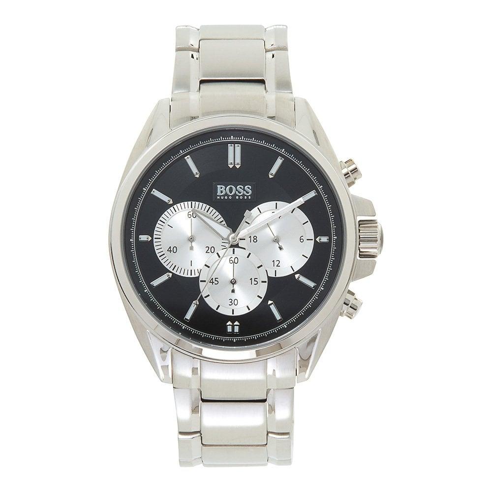 444bd028a8b Hugo Boss Hugo Boss 1512883 Stainless Steel Chronograph Men's Watch