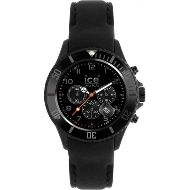 Ice-Watch Black Ice Chrono Matt Big Watch CH.BK.B.L.11
