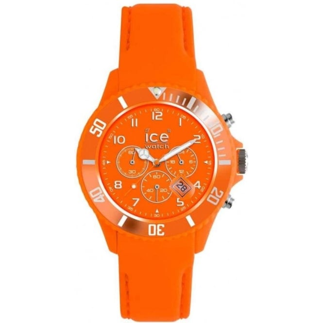 Ice-Watch Fluo Orange Ice Chrono Matt Big Watch CH.FO.B.L.11