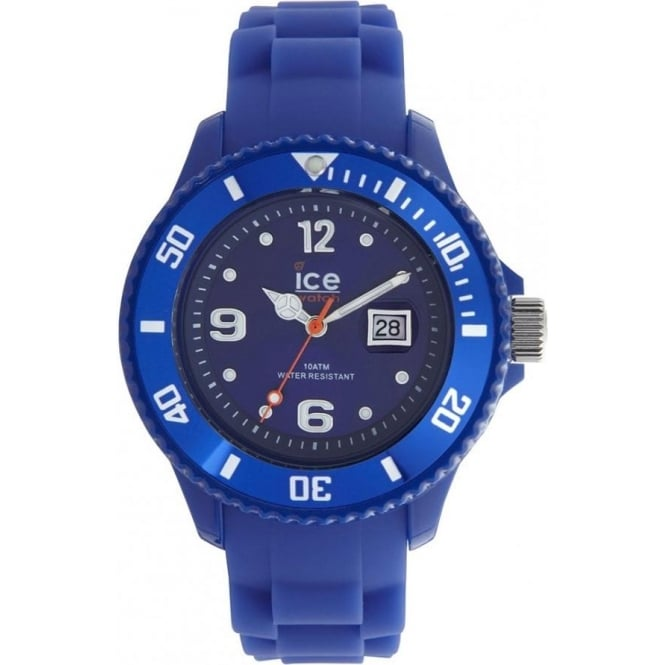Ice-Watch Blue Sili Forever Small Watch SI.BE.S.S.09