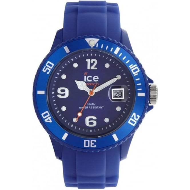 Ice-Watch Blue Sili Forever Unisex Watch SI.BE.U.S.09