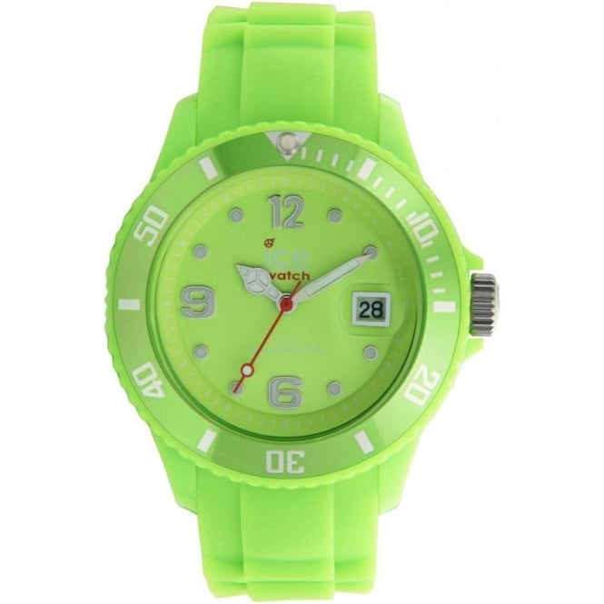 Ice-Watch Green Sili Forever Unisex Watch SI.GN.U.S.09