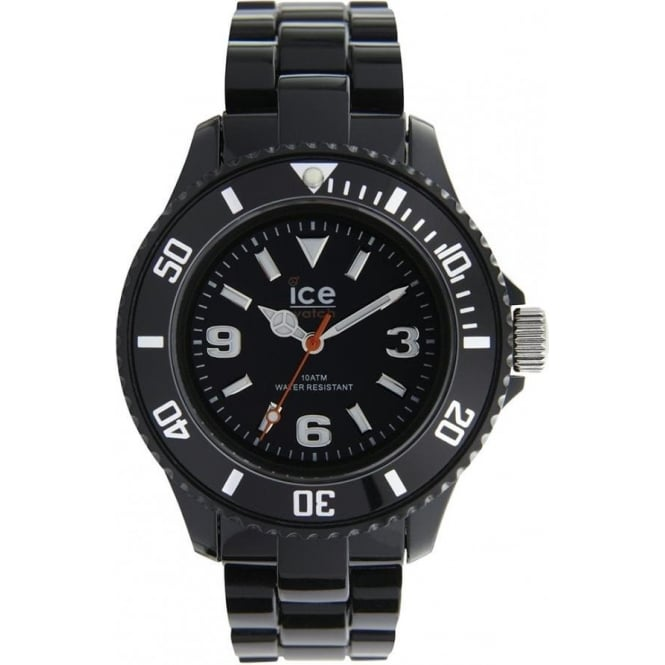 Ice-Watch Ice Solid Black Small Watch SD.BK.S.P.12