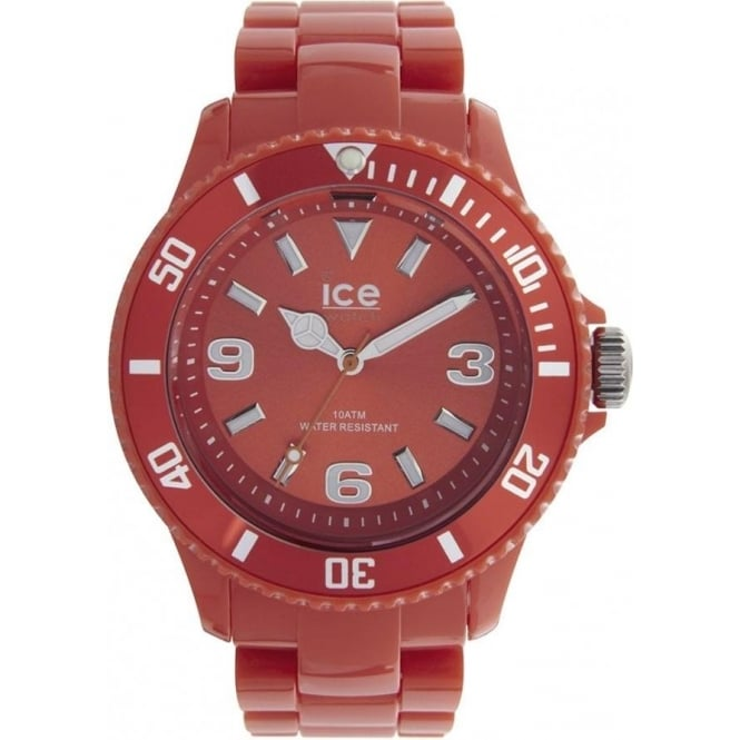 Ice-Watch Ice Solid Red Unisex Watch SD.RD.U.P.12