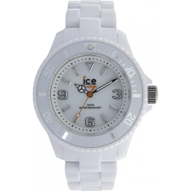 Ice-Watch Ice Solid White Small Watch SD.WE.S.P.12