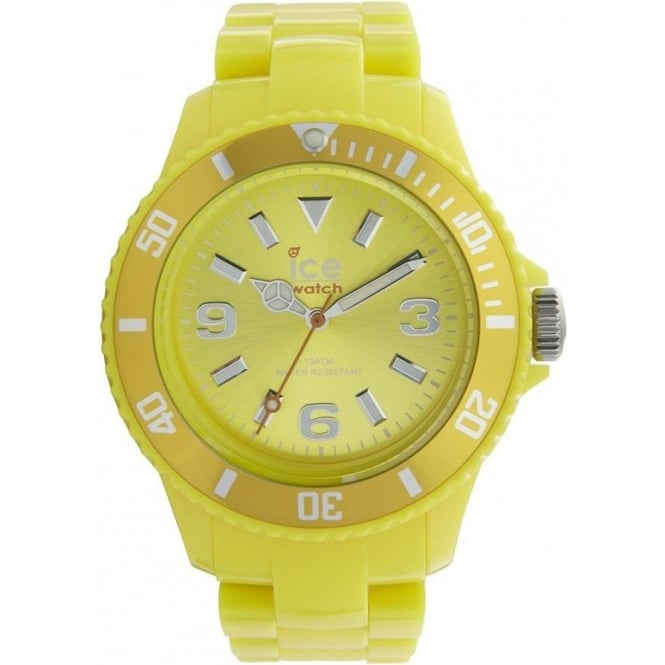 Ice-Watch Ice Solid Yellow Unisex Watch SD.YW.U.P.12