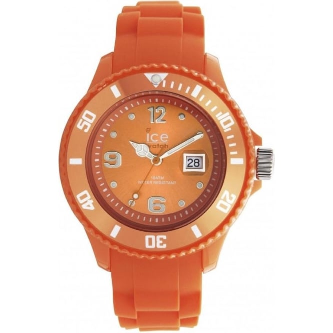 Orange Sili Forever Small Watch SI.OE.S.S.09