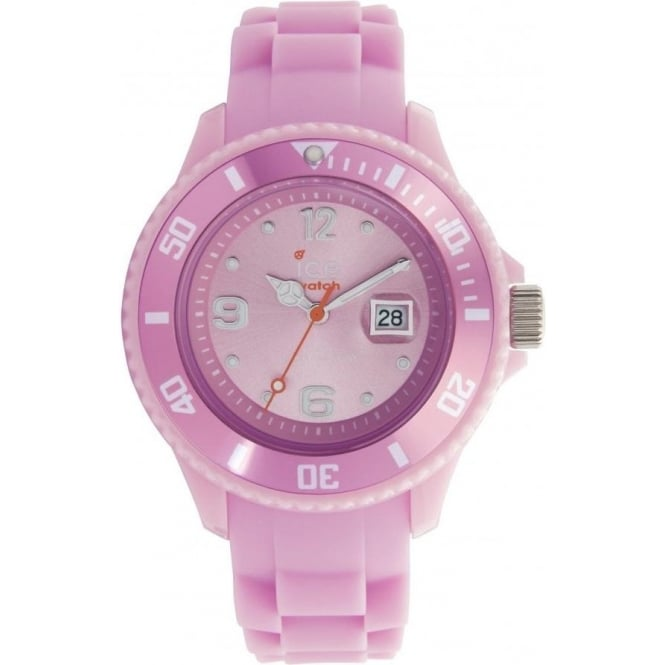Ice-Watch Pink Sili Forever Small Watch SI.PK.S.S.09