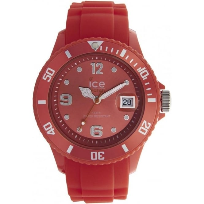 Ice-Watch Red Sili Forever Unisex Watch SI.RD.U.S.09