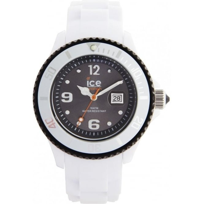Ice-Watch White-black Ice White Small Watch SI.WK.S.S.11