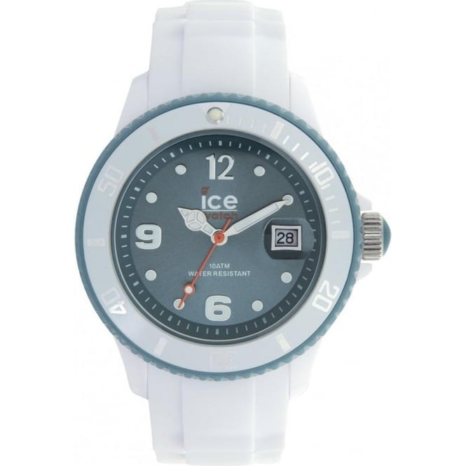 Ice-Watch White-jeans Ice White Unisex Watch SI.WJ.U.S.11