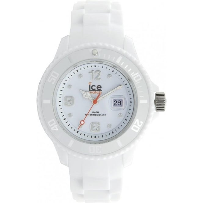 Ice-Watch White Sili Forever Small Watch SI.WE.S.S.09