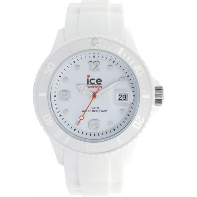 Ice-Watch White Sili Forever Unisex Watch SI.WE.U.S.09