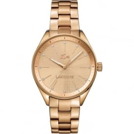 Lacoste Philadelphia 2000899 Rose Gold Stainless Steel Watch