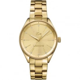Lacoste 2000898 Philadelphia Gold Stainless Steel Watch