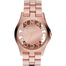MBM3207 MARC JACOBS ROSE GOLD STAINLESS STEEL LADIES WATCH