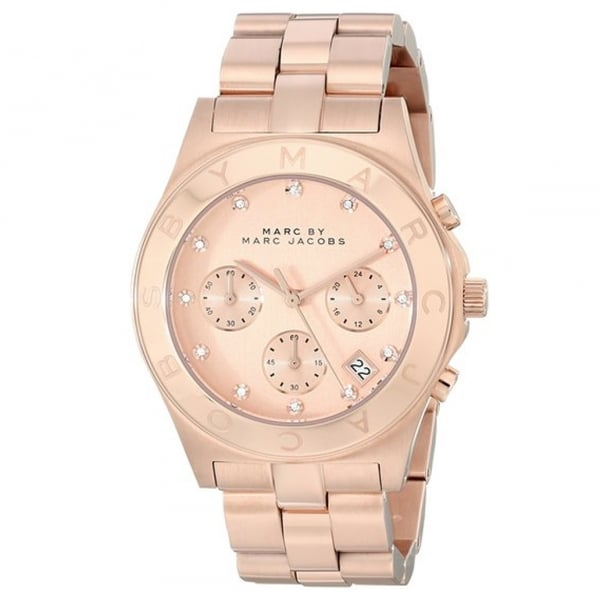 women gold watch color model watches s stainless rose amazon steel classic com dp guess tone bracelet