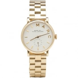 Marc Jacobs MBM3243 Baker Gold Tone Stainless Steel Ladies Watch