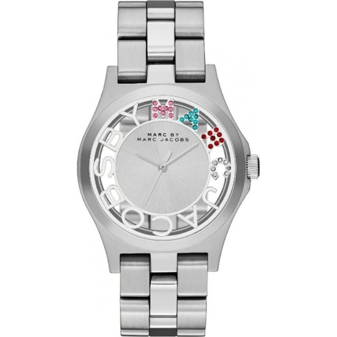 Marc Jacobs MBM3262 Stainless Steel Silver Ladies Watch