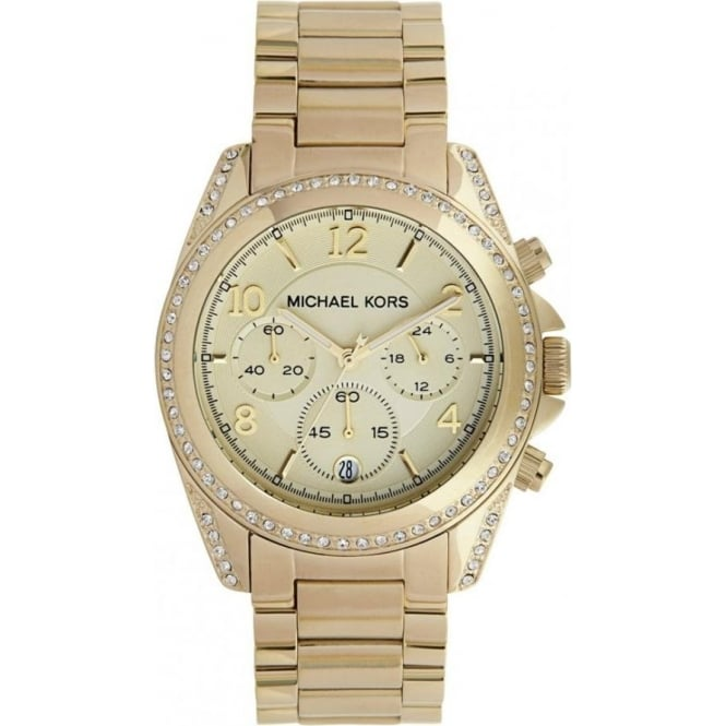 Michael Kors Watches Michael Kors MK5166 Ladies Gold Watch