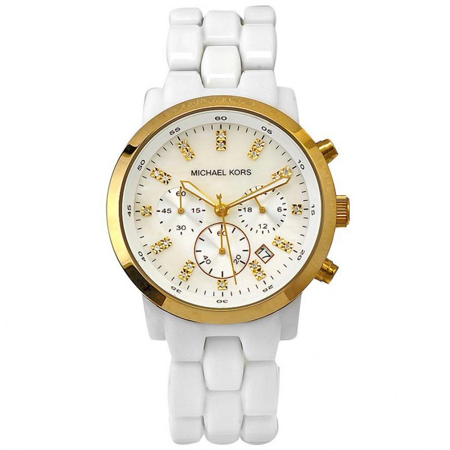 michael kors chronograph gold watch mk5218 cheapest