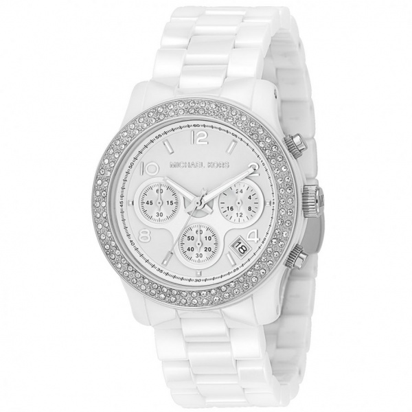 Ladies White Ceramic Watches