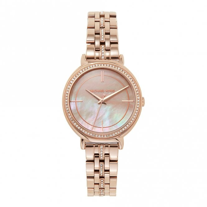 fd2ae7f47c5b Purchase the Michael Kors MK3643 Mother of Pearl Dial Ladies Watch