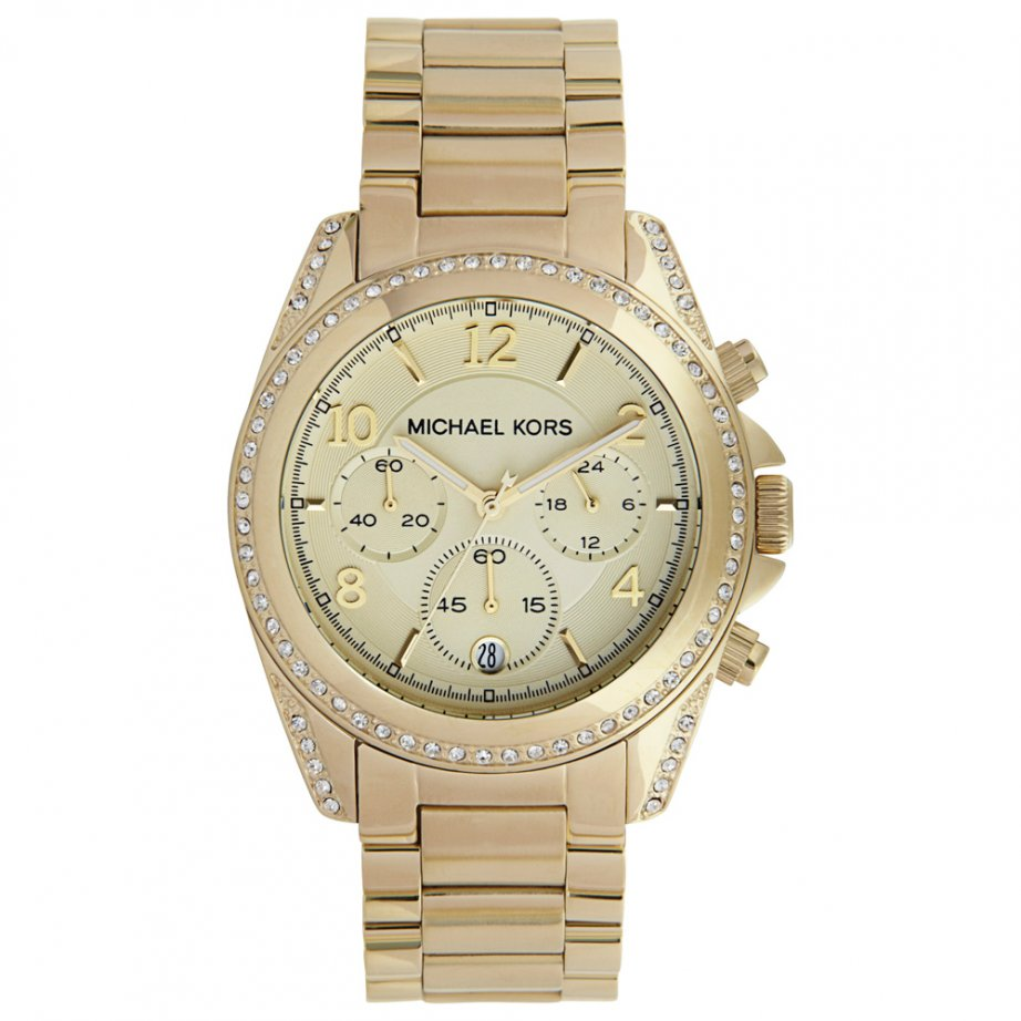 Michael Kors MK5166 Ladies Gold Watch| cheapest Michael ...