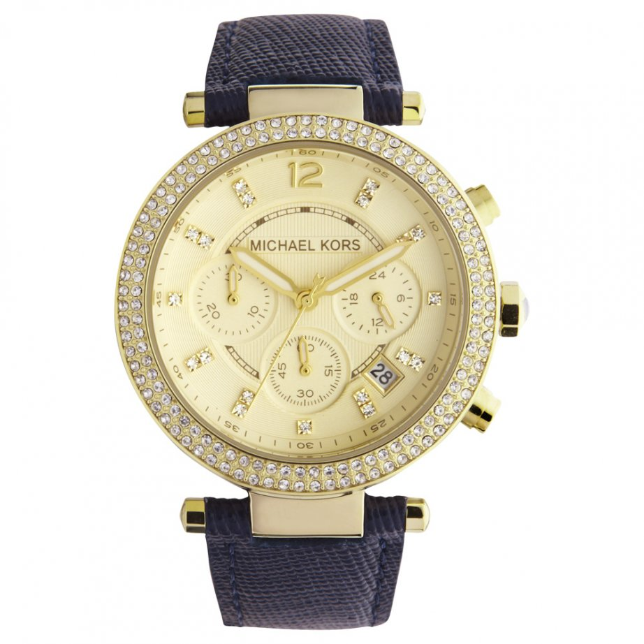 Guess Ladies Watches Gold