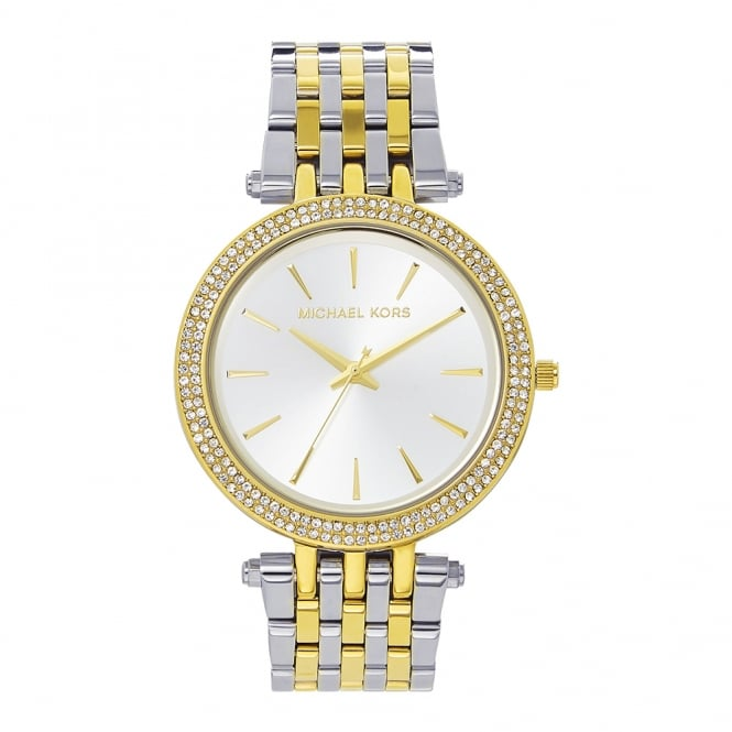 Michael Kors Watches MK3215 Darci Two Tone Stainless Steel Ladies Watch