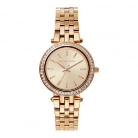 MK3366 Mini Darci Rose Gold Tone Stainless Steel Ladies Watch In Stock · Michael  Kors Watches ... 3d82e7ed7b