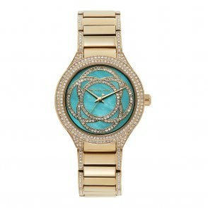 aeee96b5323b Michael Kors MK3482 Kerry Rose Gold Ladies Watch available at Tic ...