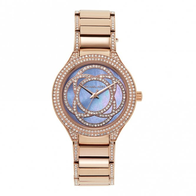 d4895026ca08 Michael Kors MK3482 Kerry Rose Gold Ladies Watch available at Tic ...