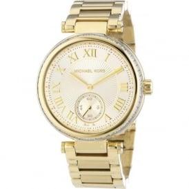 Michael Kors Watches MK5867 Gold Skylar Ladies Watch